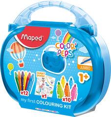 Maletín para colorear Maped Early Age