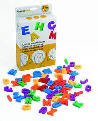 Letras magnéticas mayúsculas Abacus
