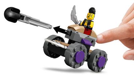 LEGO Ninjago Robot Eléctrico de Jay (71740)