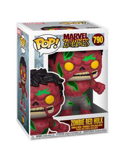 Funko Marvel Zombies Red Hulk