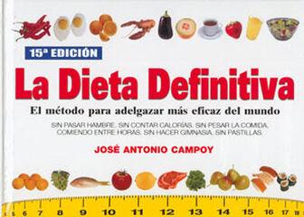 Dieta definitiva, La