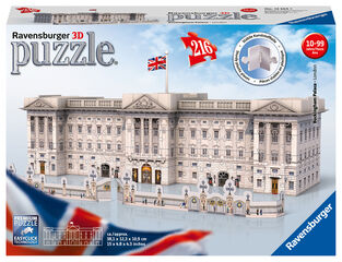 Puzzle Ravensburger Buckingham palace