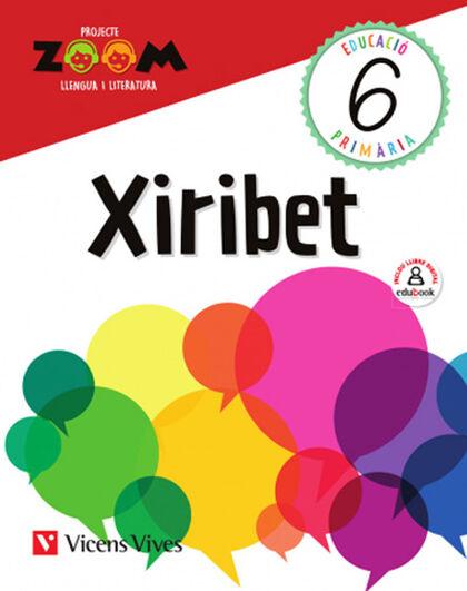 Valencià-Xiribet(3)/Zoom PRIMÀRIA 6 Vicens Vives 9788468244099
