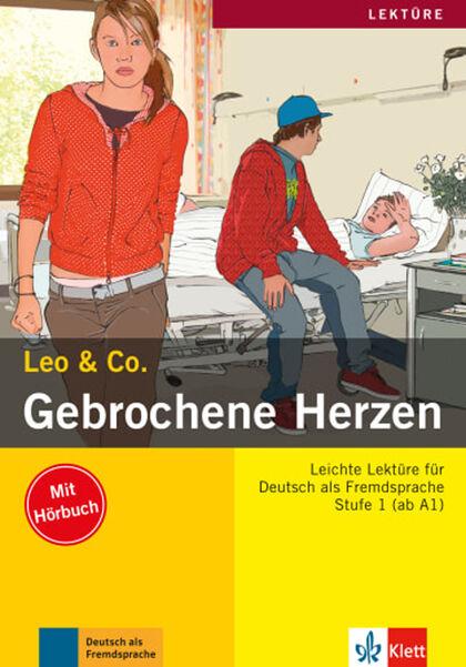 GEBROCHENE HERZEN LEO & CO. 1 Langenscheidt 9783126064033