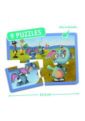 Puzzle Akros Animales