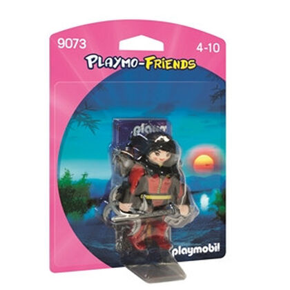 Figuras Playmobil Friends Guerrera