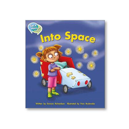 TA L2 INTO SPACE Macmillan 9781420239966