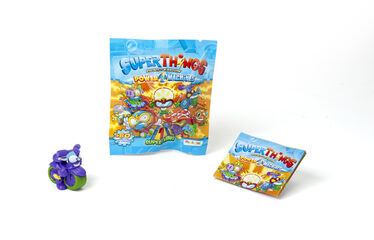 SuperThings Power Machines Sobre One Pack