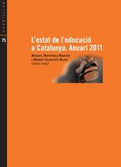 Estat de l'educació a Catalunya 2011, L'