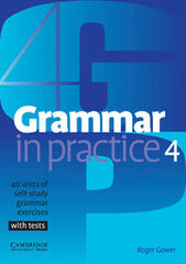 CUP Grammar in Practice 4 Cambridge 9780521540421