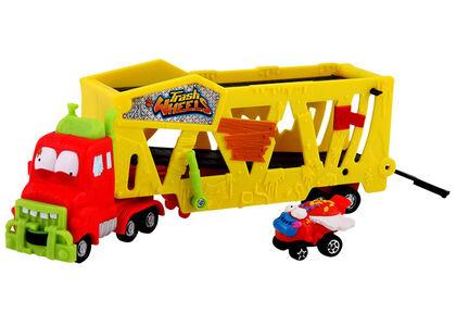 Basurillas Camio Transporte + 1 Coche