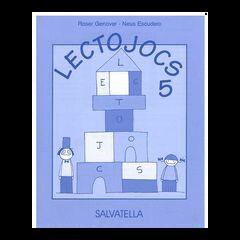 LECTOJOCS 05 Salvatella 9788484124665