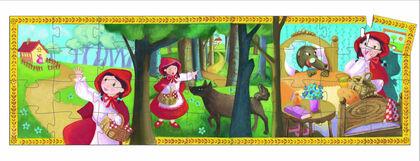 Puzzle Djeco Caperucita roja