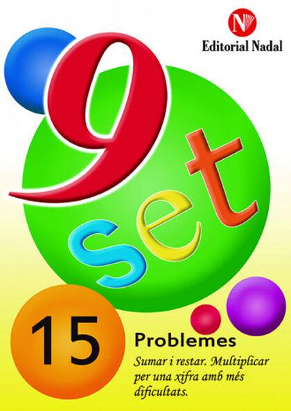 PROBLEMES 15 NOU SET Nadal 9788478870417