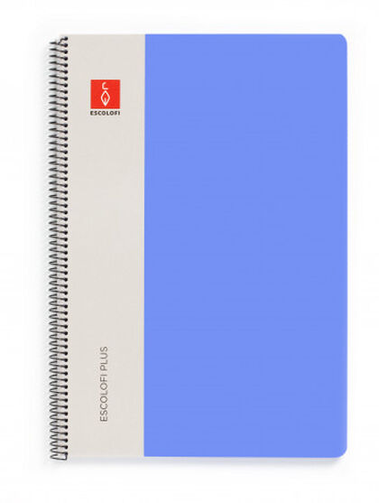 ESP.PLUS TDESCOLOFA4 80F DOTS BLAU 90G