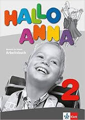 Hallo Anna 2/Ejercicios Klett 9783126760645