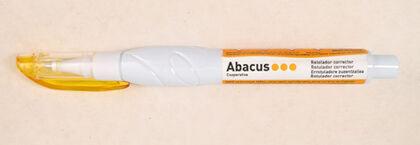 Corrector Abacus Llapis