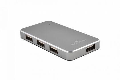 HUB USB 4 PUERTOS 2.0 BLUESTORK
