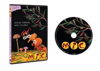 SUPER3 EL MIC TARDOR-HIVERN DVD