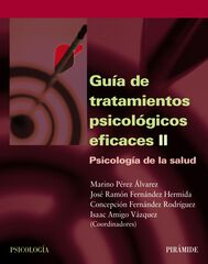 Guía de tratamientos psicológicos eficac