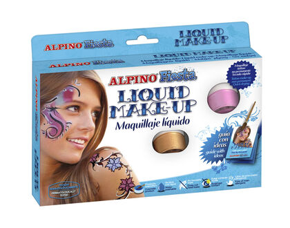 Kit de maquillajeAlpinoLíquidoMakeUp