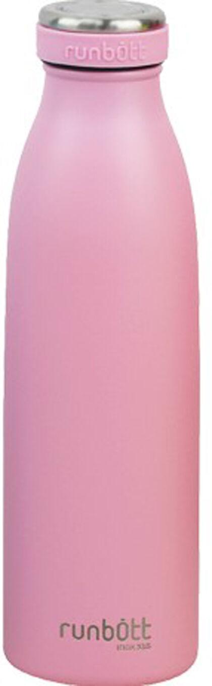 Botella Termo Runbott City Rosa 500 ml