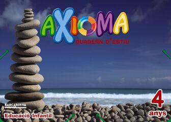 ESTIU AXIOMA INFANTIL 4 ANYS Barcanova Quaderns 9788448941949