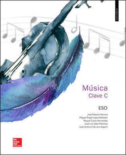 Música/Clave C/16 ESO 4 McGraw-Hill Text 9788448609085