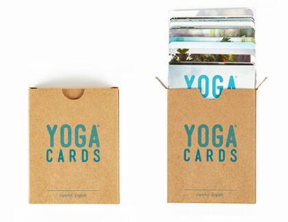 Yoga Cards (4ª edición)