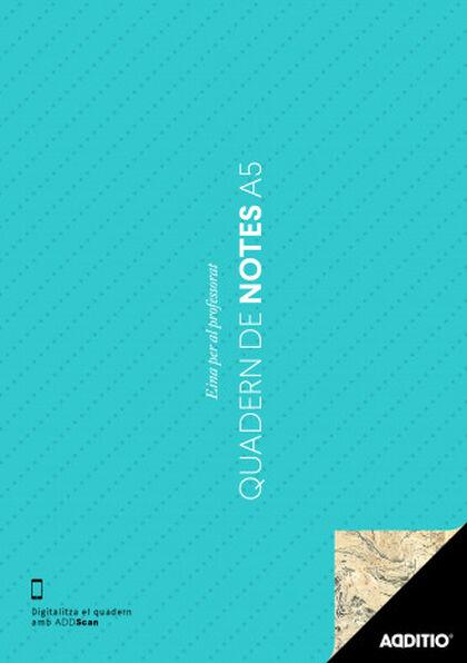 Cuaderno de notas Additio A5 Catalán