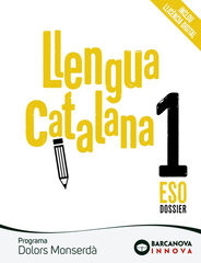 Català/Dolors Monserdà ESO 1 Barcanova Text 9788448950279