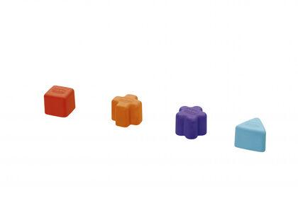 Juego de construcción Chicco Pirámide De Anillos 2 En 1