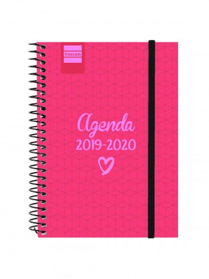 Agenda escolar Finocam C92 A6