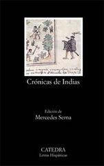Crónica de Indias antología