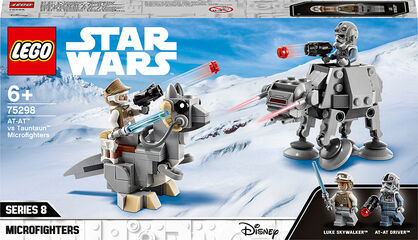 LEGO Star wars Microfighter: Halcón Milenario (75298)