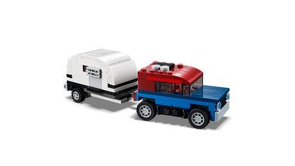 LEGO Creator Transporte lanzadera (31091)
