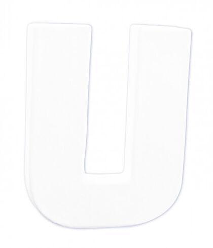 LETRA DECOPATCH  U 12x10,5x1,5cm