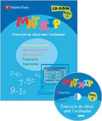 MATXIP 5e PRIMÀRIA Vicens Vives 9788431609917