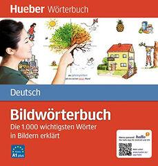 BILDERWÖRTERBUCH DEUTSCH A1+ Hueber 9783190079216
