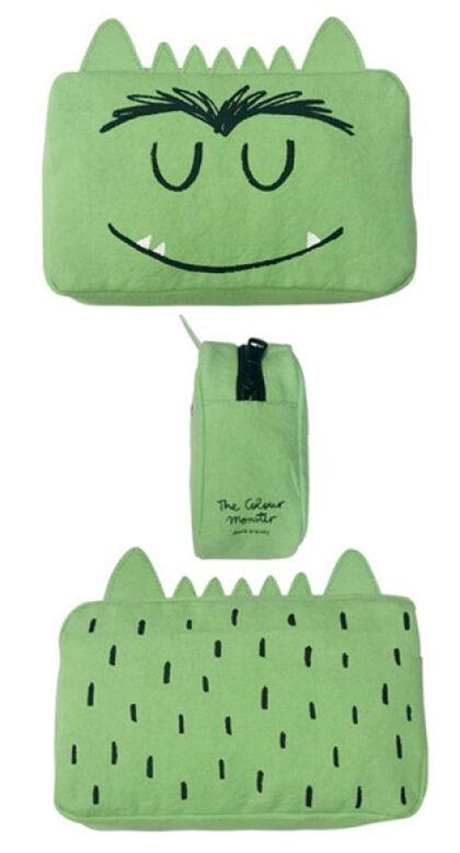 EstucheEl Monstruo de Colores Verde