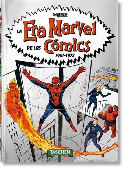 La Era Marvel de los cómics 1961-1978 - 40th Anniversary Edition