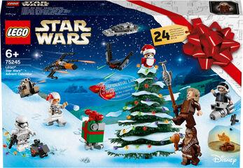 LEGO Star Wars Calendari d'advent 2019 (75245)