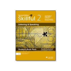 SKILLFUL 2 LISTEN<(>&<)>SPEAK SB PREM PK 2ND Macmillan Internac. 9781380010599