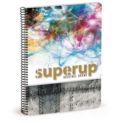 Libreta Espiral A5 SuperUp