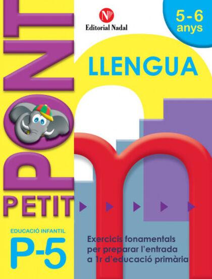 LLENGUA PONT INFANTIL 5 ANYS Nadal 9788478875474