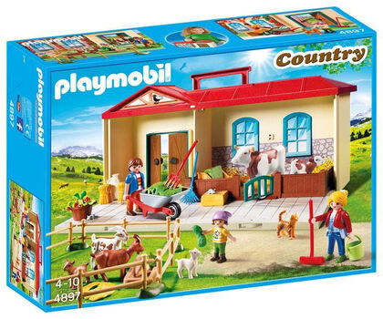 Playmobil Country Maletín Granja country