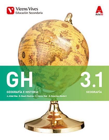 Geografia e historia(2)/GH ESO 3 Vicens Vives 9788468230436