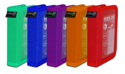 ESTUCHE PORTA-MEMORIES USB
