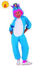Disfraz Rubie's Unicorn Turquesa De 3 a 4 años