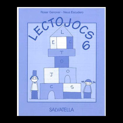 LECTOJOCS 06 Salvatella 9788484124672